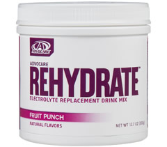 Rehydrate Fruit Punch